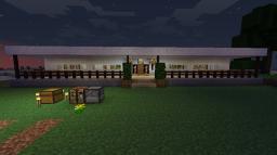 White Villa ! ! ► How to ◄ Original ! Minecraft