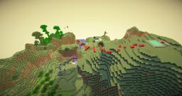 Fast Parkur Minecraft Map & Project