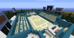 Pokemon Stadium Minecraft Project
