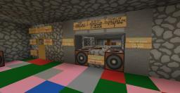 {Safteys Club} club in minecraft!!! Minecraft Map & Project