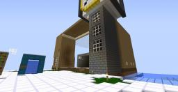 Railway Station Minecraft Project