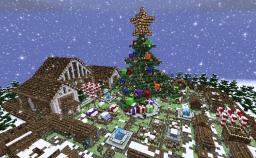 Christmas Time! Minecraft Map & Project