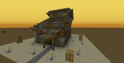 Fallout Shack Minecraft Map & Project