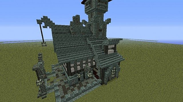 . Medieval Styled Shrine   IDEA   Minecraft Project