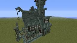 Medieval Styled Shrine [ IDEA ] Minecraft