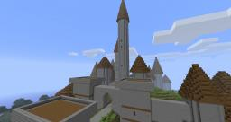 CASTLETECT MCEdit Filter to create castle components Minecraft Mod