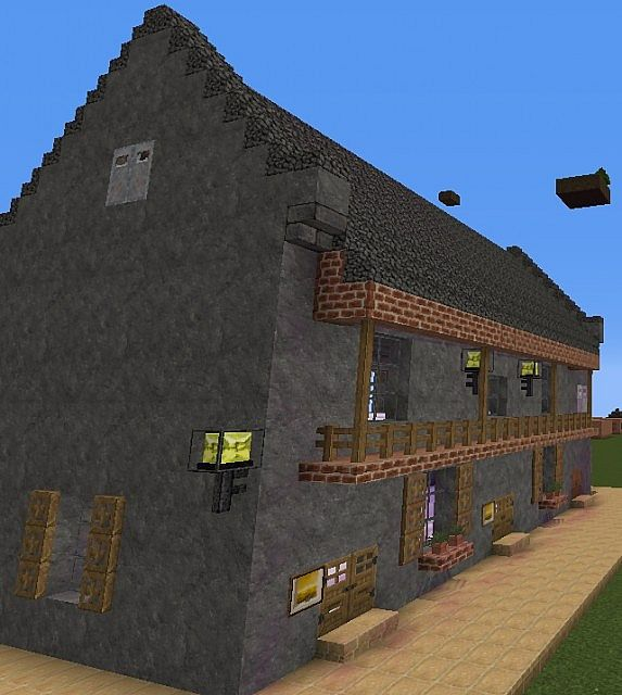 American Colonial house Minecraft Project
