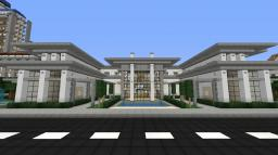 Modern House/Mansion - Schematic Download Minecraft Map & Project