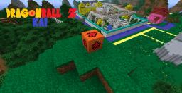 Dragon Ball Z Kai Texture Pack Minecraft