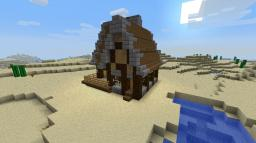 Simple Medieval House (Download) Minecraft Map & Project