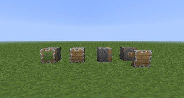 The pistons!