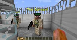 Modern Wars - Unknown (Mission 3) Minecraft Map & Project