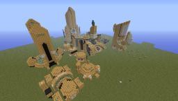 Warhammer 40k Tau Base  (With Download) Minecraft