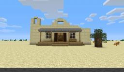 Kill Bill - Two Pines Chapel Minecraft Map & Project