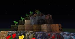 MyTex 32x32 texturepack project. Minecraft Texture Pack