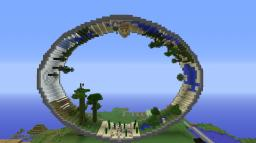 Halo Ring Minecraft Map & Project