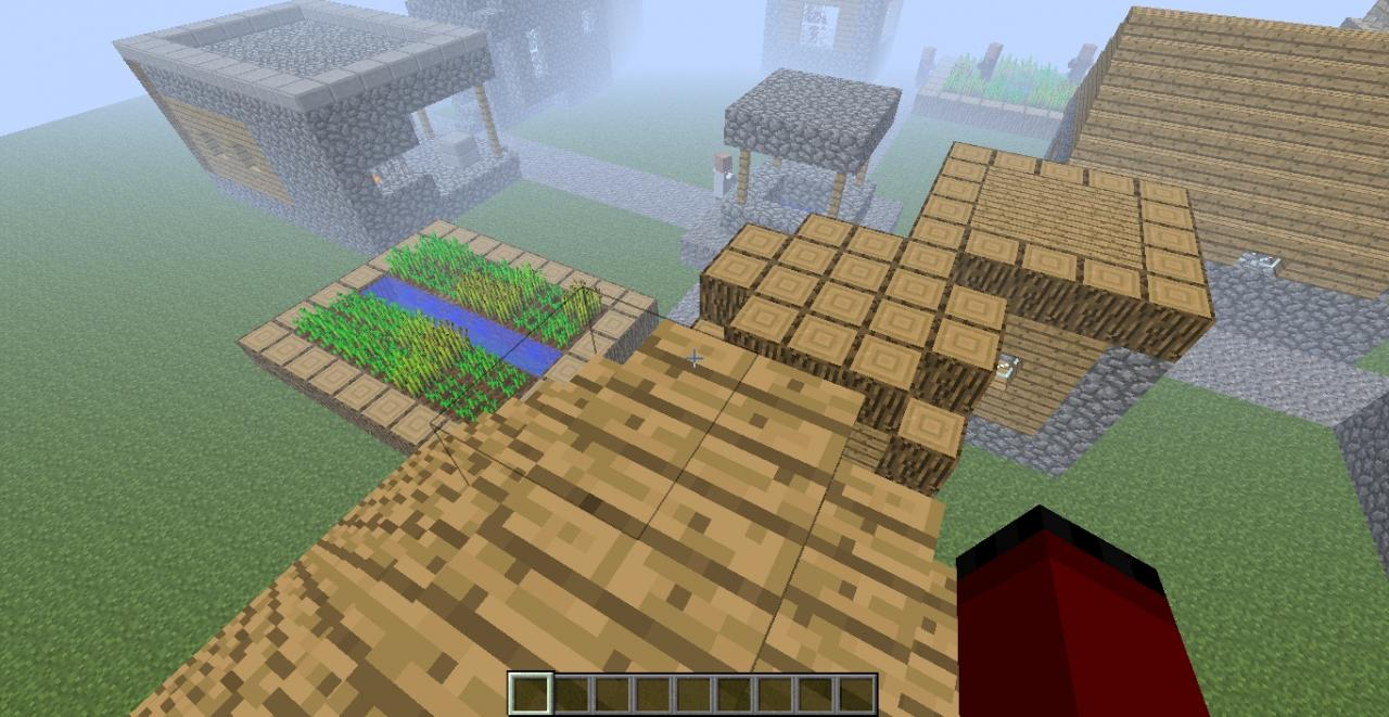 Awesome Superflat Seed Minecraft Blog