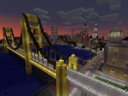 City of Caveport Minecraft Map & Project