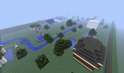 Animal Crossing (Playable Map) Minecraft