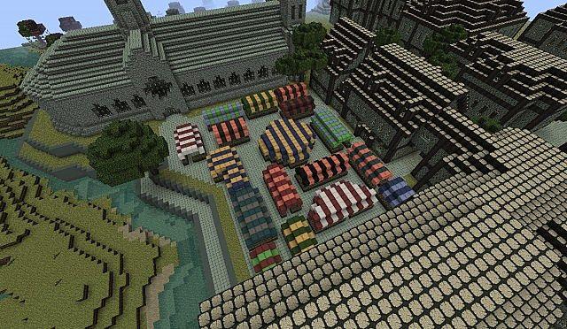 Marketplace Minecraft Project
