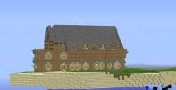 Skyfall Mansion 007 Minecraft Map & Project
