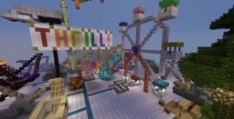 Thrill World - Theme Park! [WIP] Minecraft Map & Project