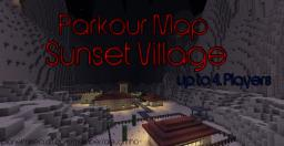 Sunset Village v1.2 [Parkour Map] Minecraft Project