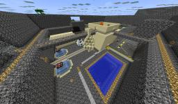 Full Prison Map Minecraft Project