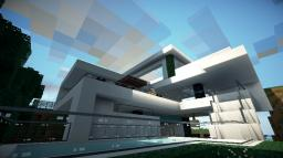 Modern Estate + (Download) Minecraft Map & Project