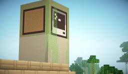 Computer City Minecraft