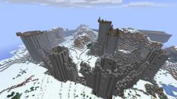 EROSION - MCEdit filter to weather your buildings into ruins Minecraft