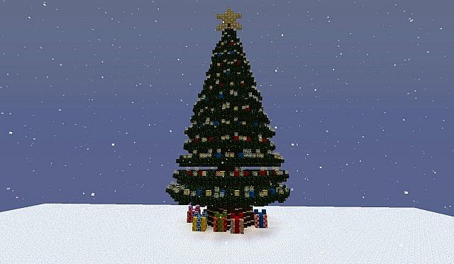 Giant Christmas Tree By Urux PL