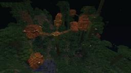 Jungle Village Minecraft Map & Project