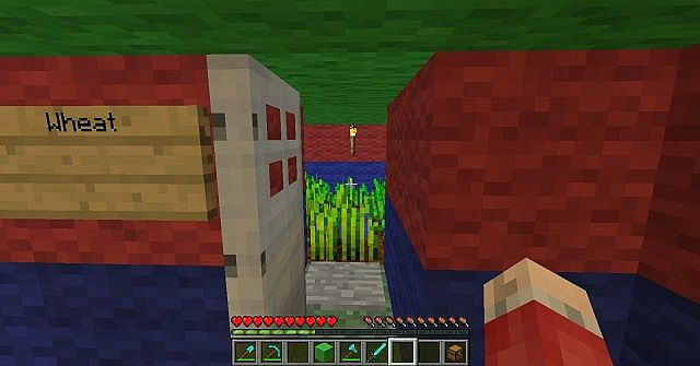 how to build an animal farm in minecraft