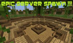 Epic Server Spawn !!! Survival / Creative / PVP and more. Minecraft Project