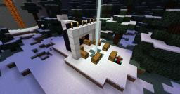 The Hunger Games - 1.4.5 required Minecraft Map & Project