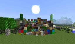 Simplistically-Nonsimplistic  Texture Pack: NOW WITH ANIMATED BLOCKS Minecraft Texture Pack