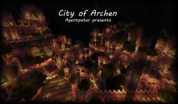 City of Archen [Contest] Minecraft Map & Project