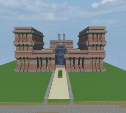 steampunk City 2 Minecraft Map & Project