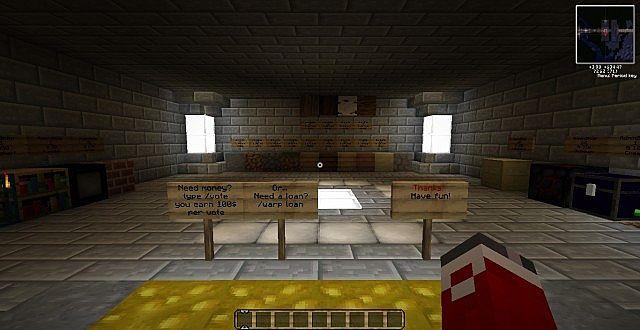 The Server Shop