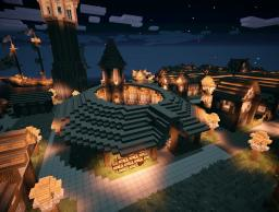 Blaze City Minecraft Map & Project
