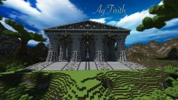 Temple of Ag'Tirith +Download Minecraft Map & Project