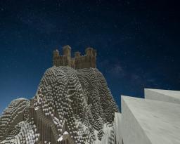 Alamut Castle Minecraft Map & Project