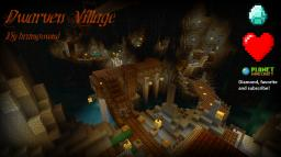 Dwarven Village [Caved in project Contest] Minecraft Map & Project