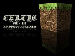 Celtic 512x512 0.6.4 for MC 1.4.7 Minecraft Texture Pack