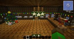Christmas Lodge Minecraft Project