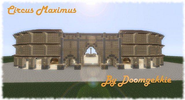 Circus Maximus Minecraft