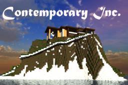 Contemporary Island Home [Contemp Inc.] Minecraft Map & Project