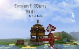 Corgarek Water Mill Minecraft Map & Project