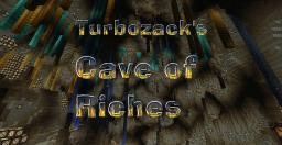 Cave of Riches (Caved in Contest) Minecraft Map & Project